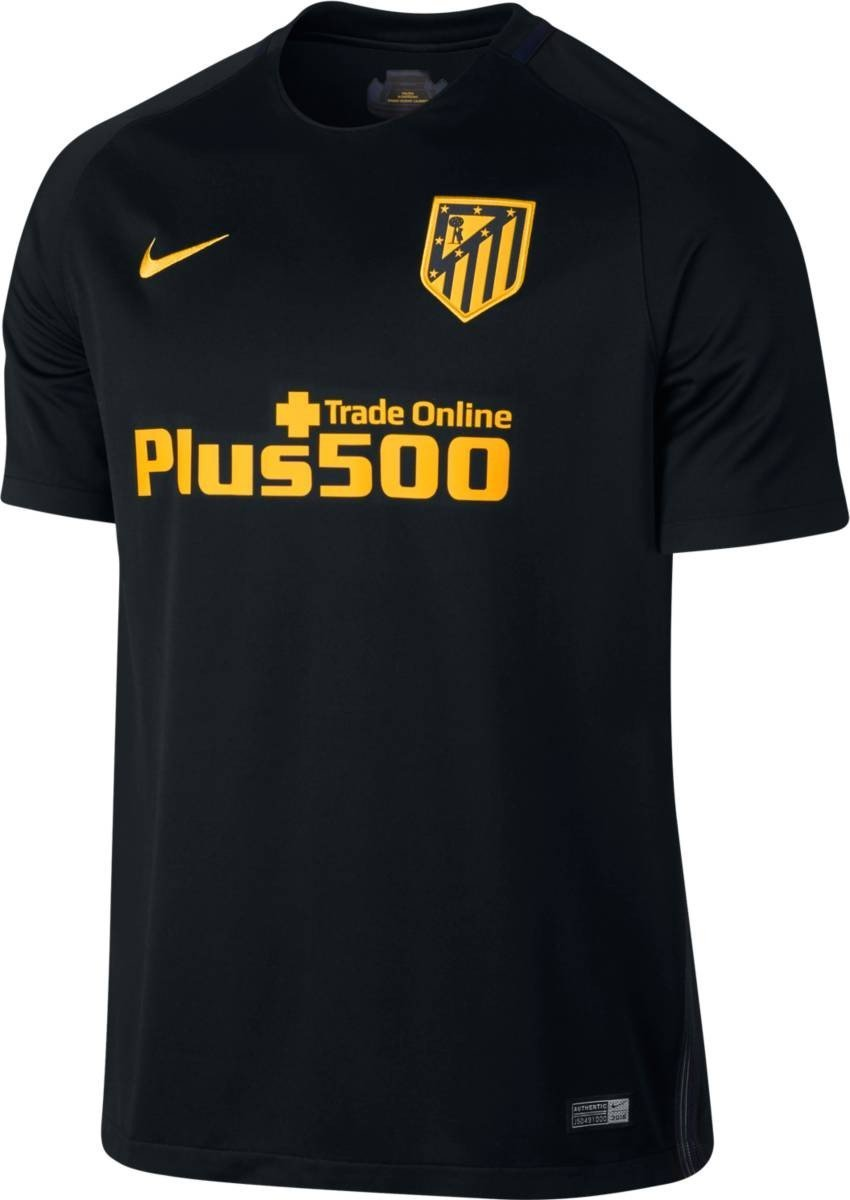 9169f382e Get Quotations · Nike Atletico Madrid Away Jersey 16 17