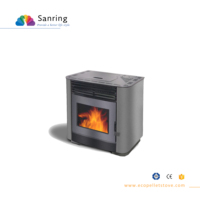 CE Approved European pellet stove ,wood fire stove