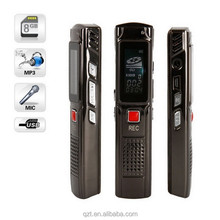 Hot sell portable Voice Recorder 8GB usb disk MP3 music Player USB 2.0 High Speed digital audio recorder