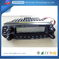 Quad band AM FM VHF UHF mobile radios transceiver,dual band mobile transveiver,digital radio transceiver