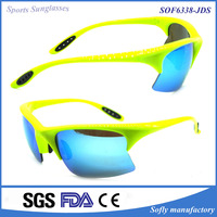 Popular Coating Lens Sports Sunglasses Cycling Handball Sports Eyewear