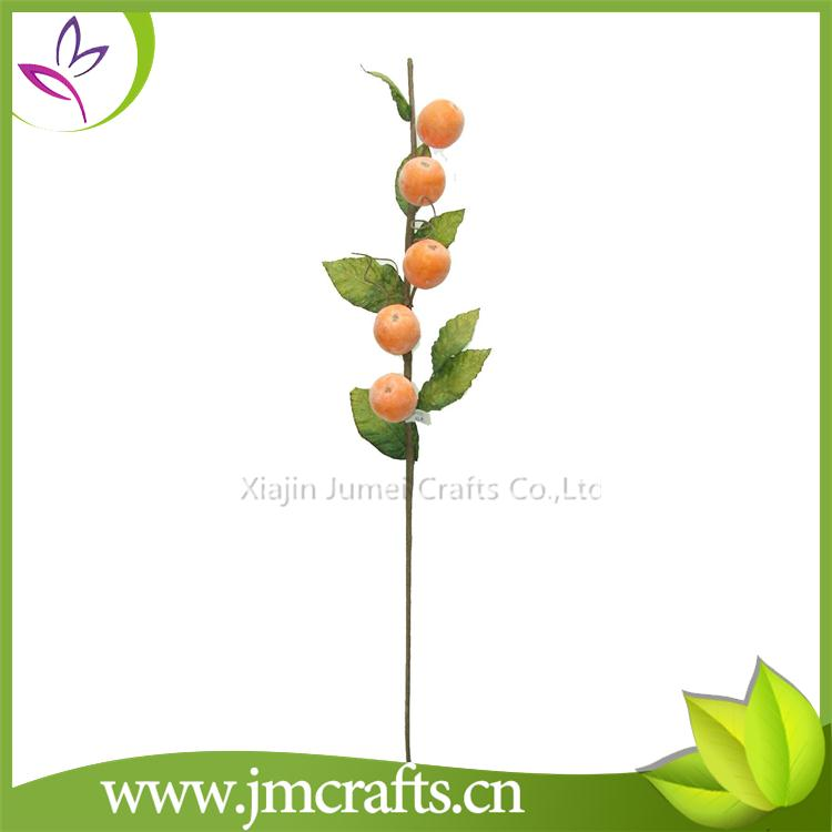 Professional artificial fruit branch with great price
