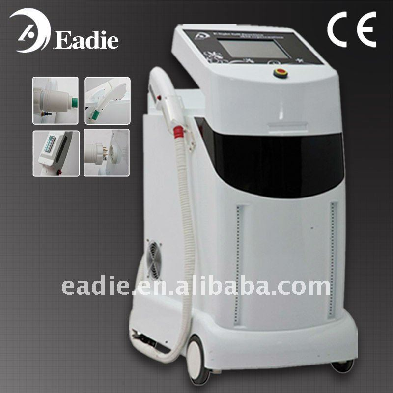 Perfect Salon Use E Light Skin Care Beauty Machine for hair/wrinkle removal
