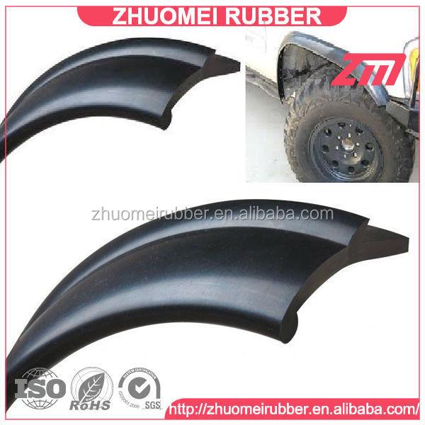 Rubber Fender Edge Trim For Wheel Arch Fender Flare Buy