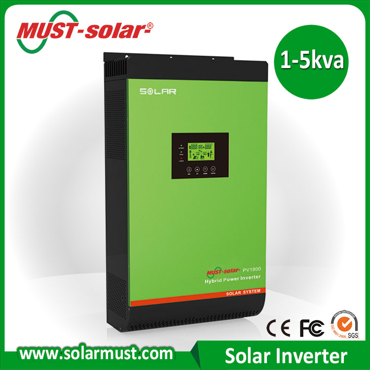 auto drive / variable frequency drive solar inverter 1kva to 5kva