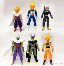 Dragonball <span class=keywords><strong>Z</strong></span> <span class=keywords><strong>Dragon</strong></span> <span class=keywords><strong>ball</strong></span> DBZ Mini Kids Speelgoed Building Set Anime HOT X6