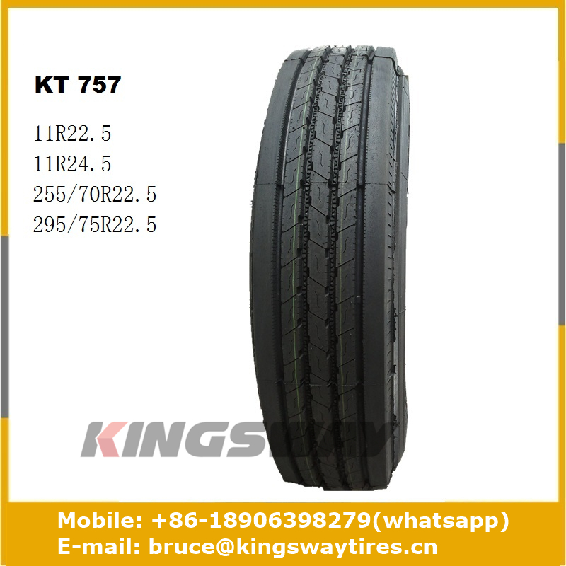 Chinese Tyres Mail: Kingsway Brand Tyre 11r24.5-16 Brand Chinese Tyres 11r22.5