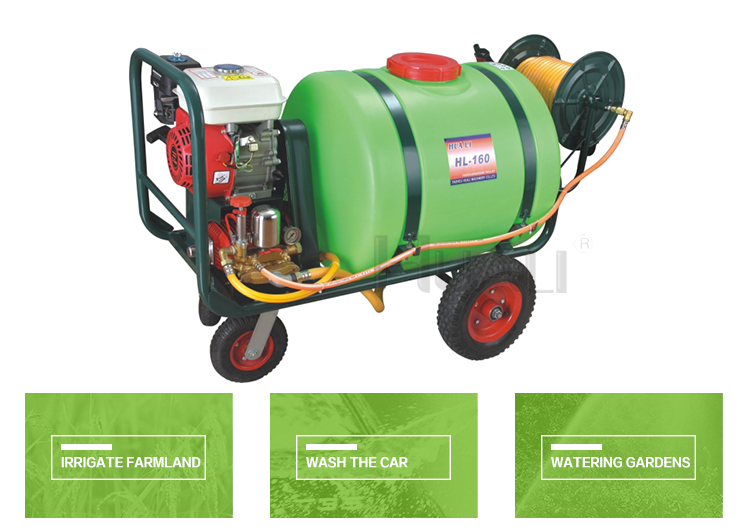 Best Agricultural High Pressure Pesticide Spray Pump 160l Wheelbarrow  Tractor Boom Power Sprayer - Buy Battery Power Sprayer With Wheels Product  on