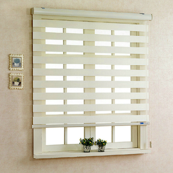 Best sale Latest designs Indoor use window use one way window blinds zebra blinds