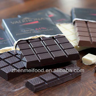 couverture chocolate pure milk chocolate block