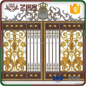 Beautiful House Gates,Apartment Door Design,Front Door Designs - Buy ...