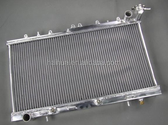 High Performance Full Aluminum radiator for Toyota Celica GT4 3S-GTE ST185 90-94