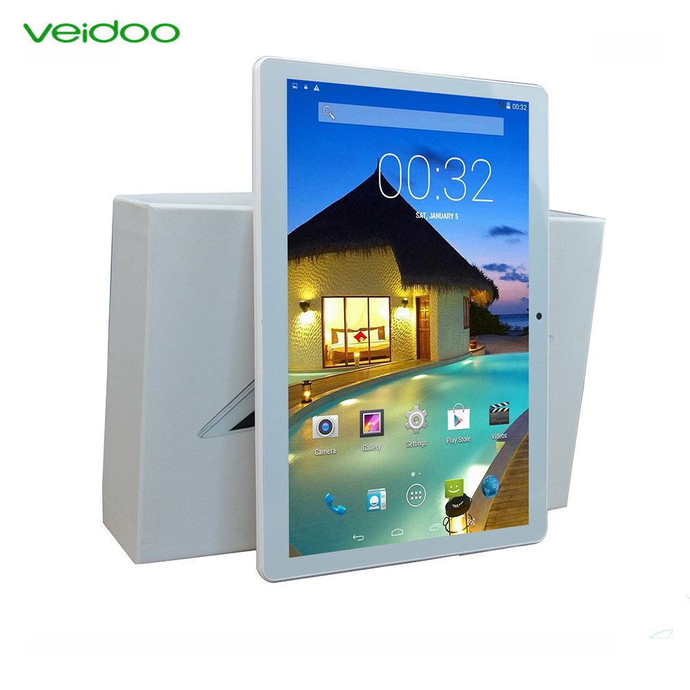 Veidoo Bulk Wholesale <strong>Tablets</strong> 10.1 Inch 1280*800 Phablet MTK6582 Quad Core Android <strong>Tablet</strong> PC