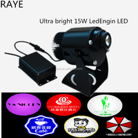 led outdoor laser logo advertising gobo projector 20w