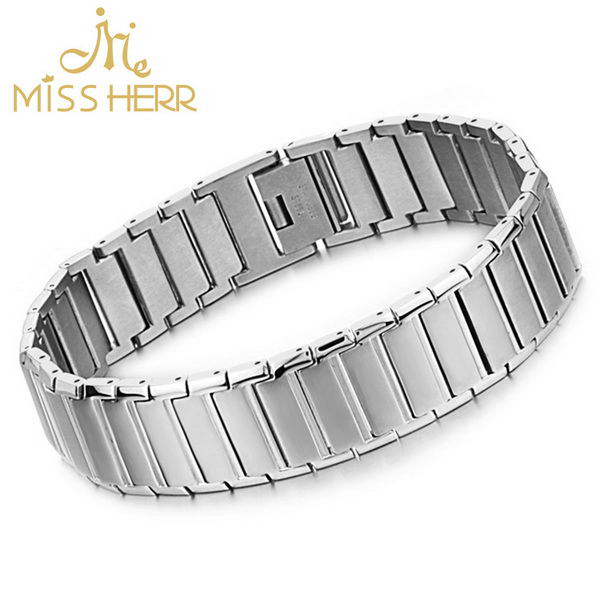 New style hot-sale carter genuine stainless steel bracelet