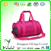 Outdoor Folding Handbags Lightweight Travel Shoulder Exercise Bag Cross Body Travel Luggage Bags for Climbing Outing Camping Fis