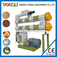 super quality aqua floating fish feed pellet making machine with double and triple conditioners for sale
