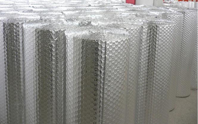 reflexivo de la espuma del epe lmina de aislamiento para techospapel de aluminio a