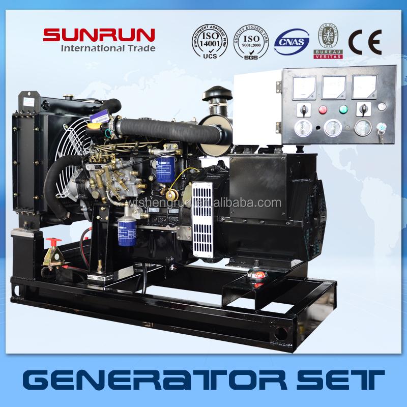 Yangdong motor diesel 8kw a 45kw generador del precio de - Precio de generadores ...