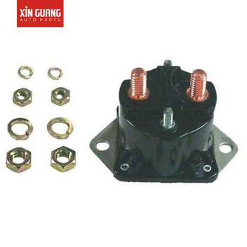 Club Car 12 Volt 4 Terminal Solenoid Gas Golf Cart Coil 15-375, 15-487, 18-5815, SW275, 6699-205