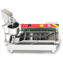 Factory price automatic mini donut machine/donut maker/donut making machine