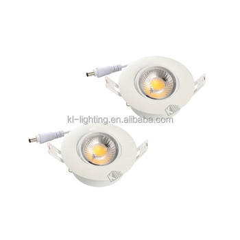 High Lumen Cob Trimless 4 Inch Led Gimbal Recessed Lighting For North America Downlight