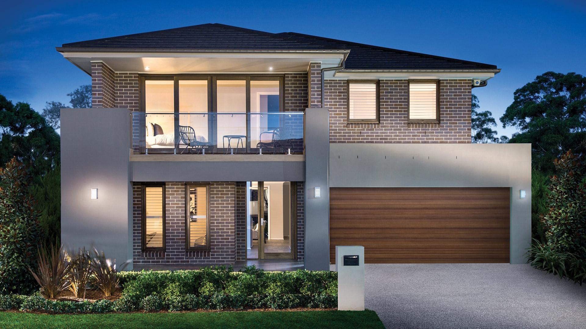 Dit is het perfecte moderne huis om aan de drukte te ontsnappen fhm