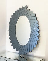Best Price Large Mirror Sale For Bathroom Made of MDF & Bevelled Mirror/Victorian Home Decor