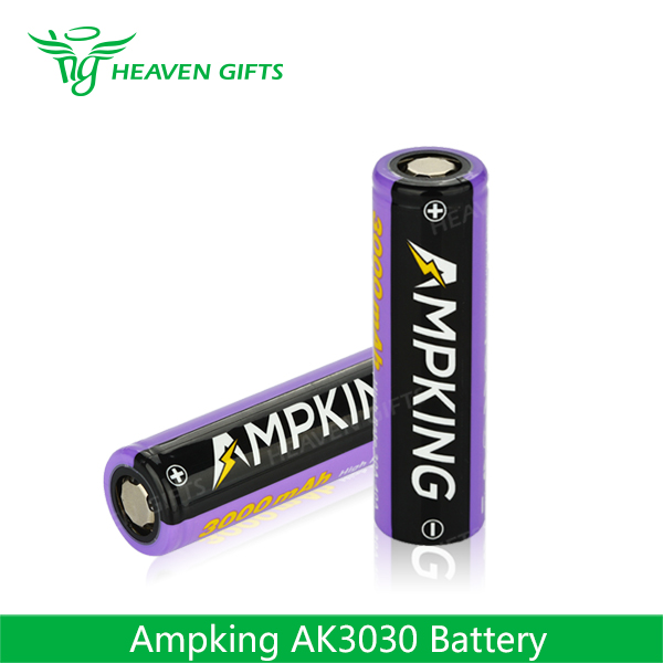 Ampking AK3030 20700 3000mAh High Drain Rechargeable Battery