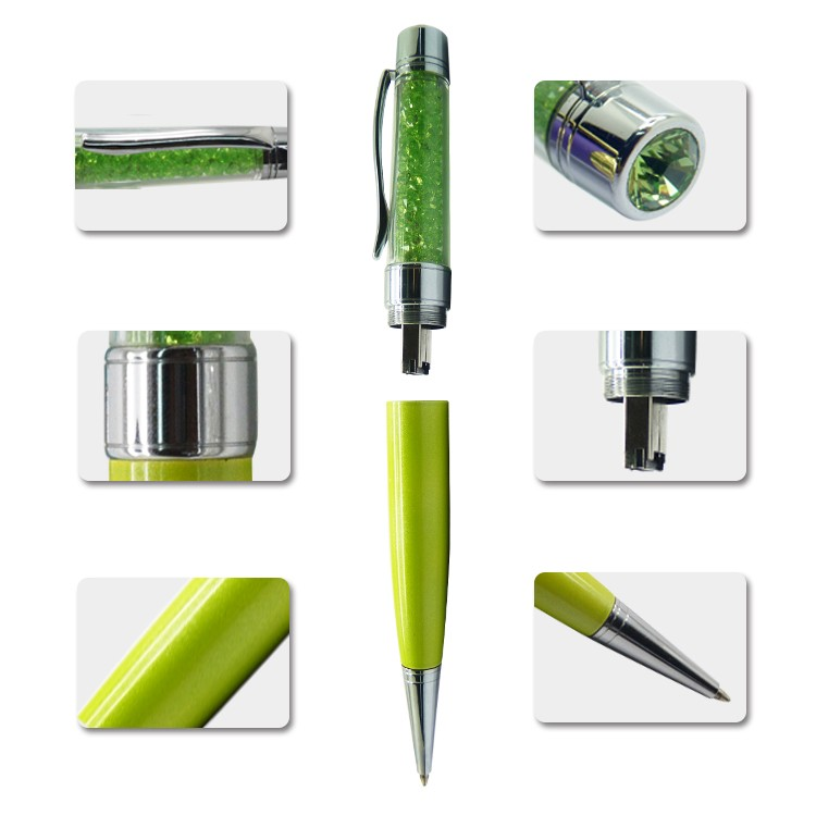 Pen Companies In India Usb Pen Crystal Office Stationery Pen