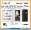 Good Voice Quality Stylish VoIP SIP V2 GSM Dual Mode WiFi Phone