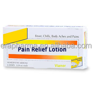 Special New formula pain relief cream