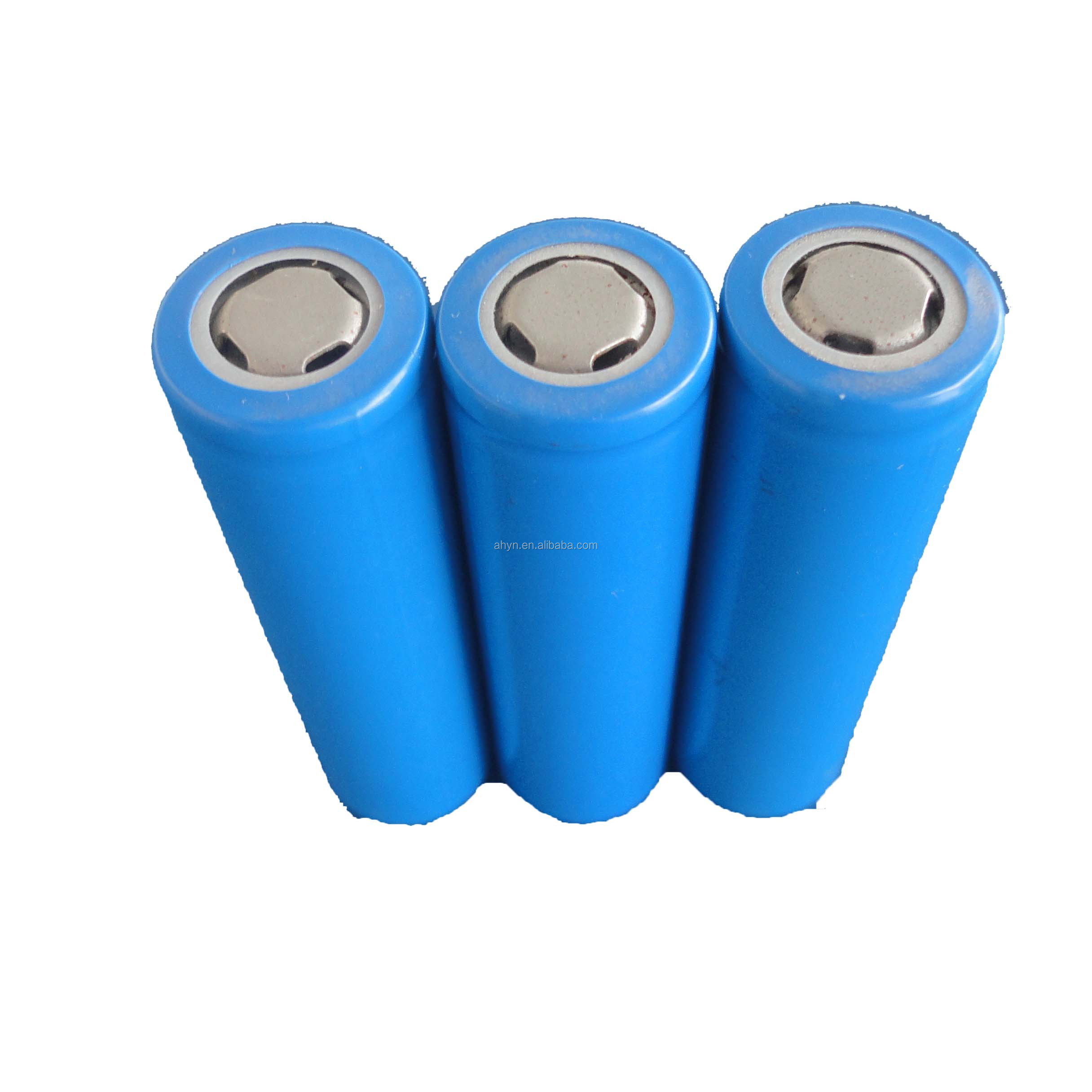 Alibaba China high quality 18650 3.7v 1800mah rechargeable li-ion battery for electronic products electronic cigarette
