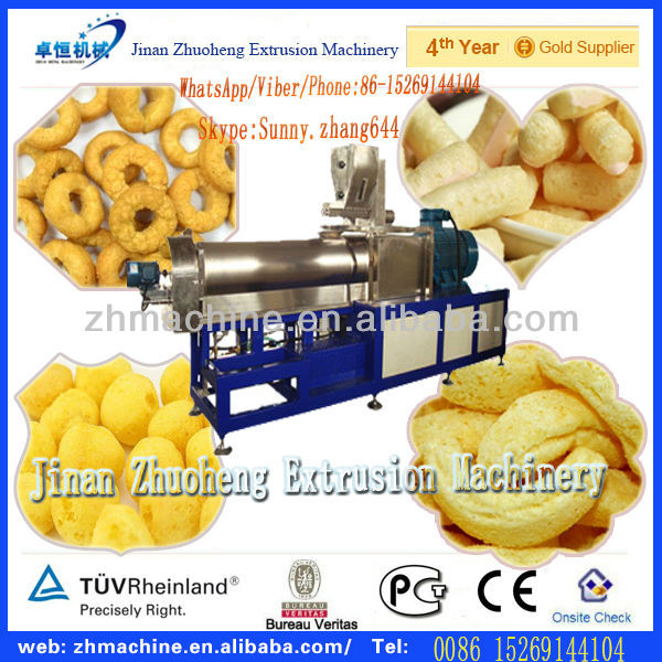 Top quality best price plants snack food machines companies