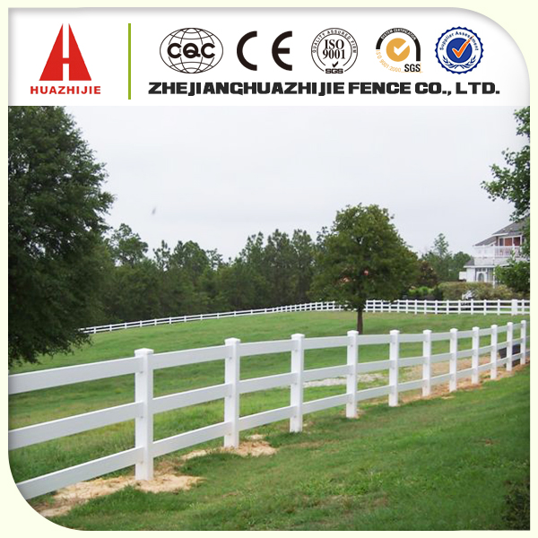 PVC plastic deer fence used for farm fencing