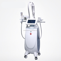 MAXBEAUTY-Vertical Velashape vacuum fat removal with fat freezing beauty machine-CE-M-V7