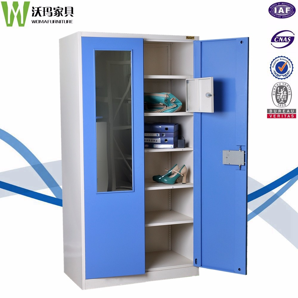 Godrej Steel Almirah Mulit Door Iron Locker Kitchen Cabinet In Kerala With Color Flowers On The