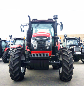 Big discount !!! 160hp 4WD big wheeled farming tractor for sale