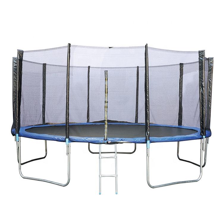 Nuovi Prodotti Elemento di Sicurezza di Grandi Dimensioni Rotonda All'aperto Bungee Jumping Trampolino