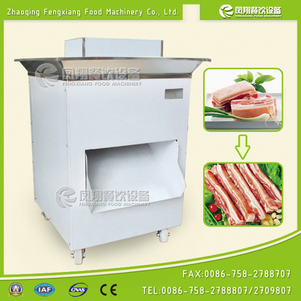 QW-8 Large type mutton cutting machine , beef slicing machine,poultry cutter with 304 stainless steel