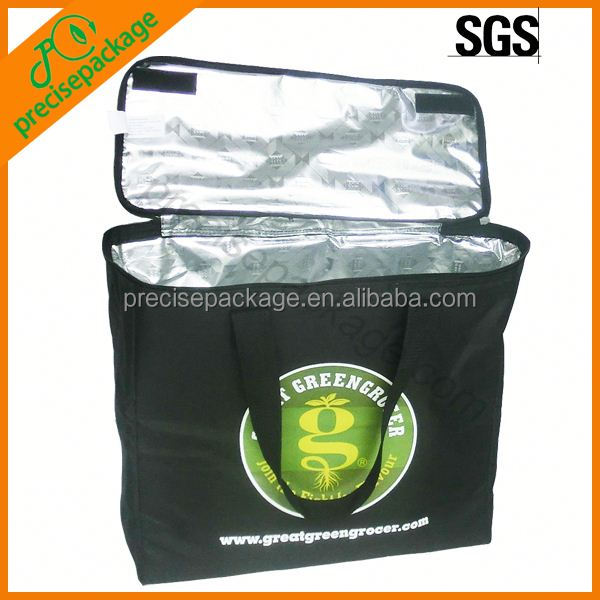 Hight Quality Eco Custom Wine Chiller Bag