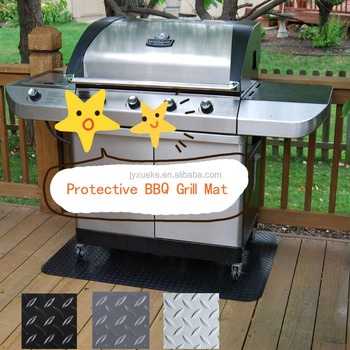 Pvc De Protection Barbecue Barbecue Patio Tapis De Sol Buy Tapis De Gril Tapis De Sol De Gril Tapis De Barbecue Product On Alibaba Com