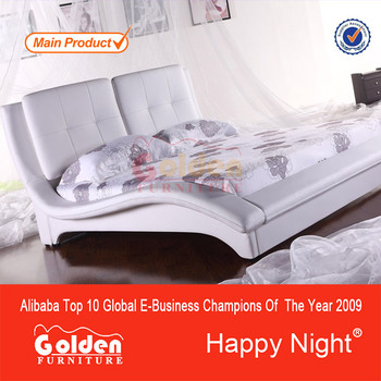 2813# Golden Furniture albaba hot sale used bed frames, View used ...