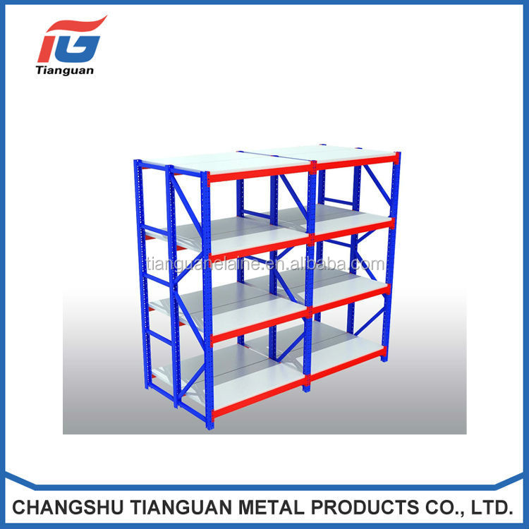 Hot sale heavy duty and good quality modular metal shelf