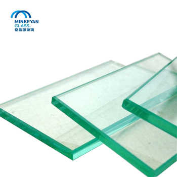 building standard size tempered glass from China supplier