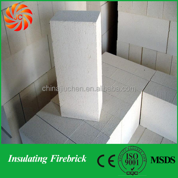 JC insulating noodle clay light weight brick
