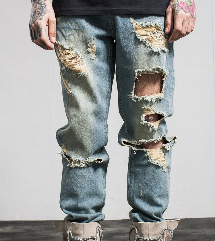 Washed Flaco Pents Roto Agujero Pantalones De Mezclilla Jeans Para Hombres Pantalones De Mezclilla De Hombre Identificacion Del Producto 300010679685 Spanish Alibaba Com