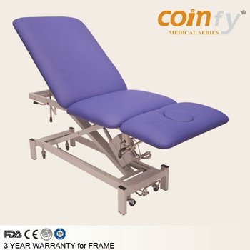 COMFY Electric Lift Physiotherapy Bed ELX 1003