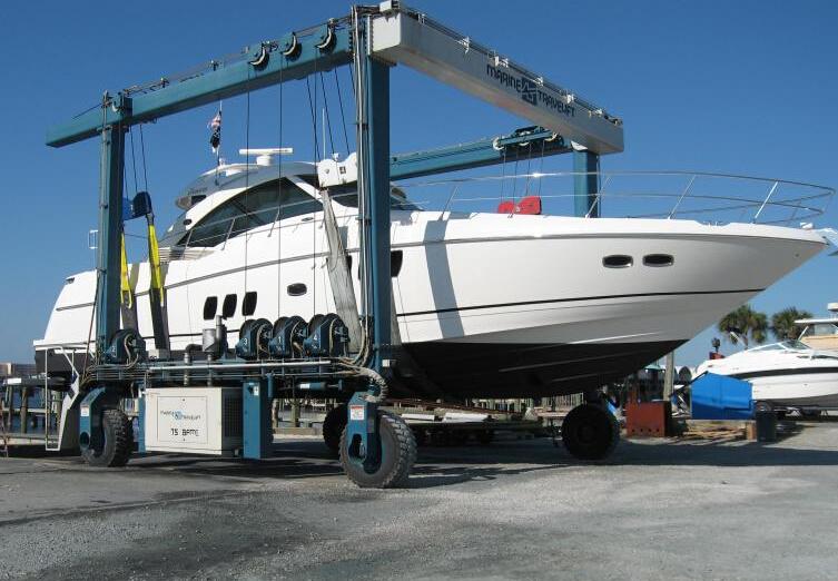 Лодки crane