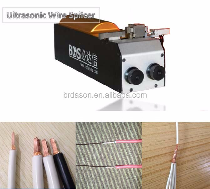 Single Wire Ends Ultrasonic Welding for sale wire harness ultrasonic welding machine, wire harness ultrasonic ultrasonic wire harness welding machine at cos-gaming.co